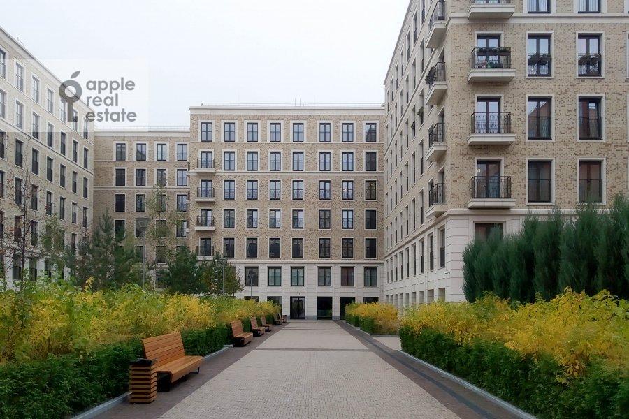 Фото дома 2-комнатной квартиры по адресу Шлюзовая набережная 2А