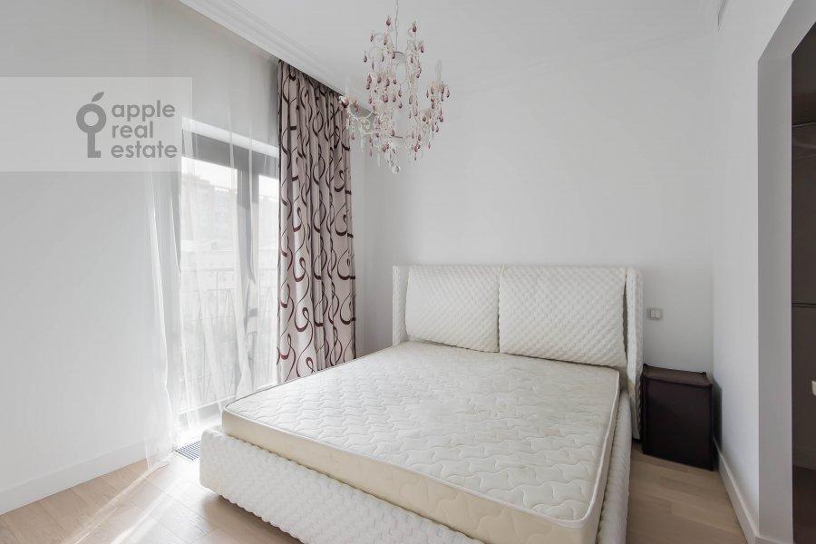 Спальня в 2-комнатной квартире по адресу Шлюзовая набережная 2А