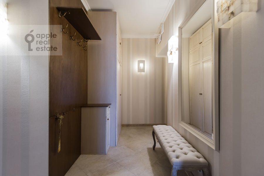 Коридор в 3-комнатной квартире по адресу Ленинский проспект 20