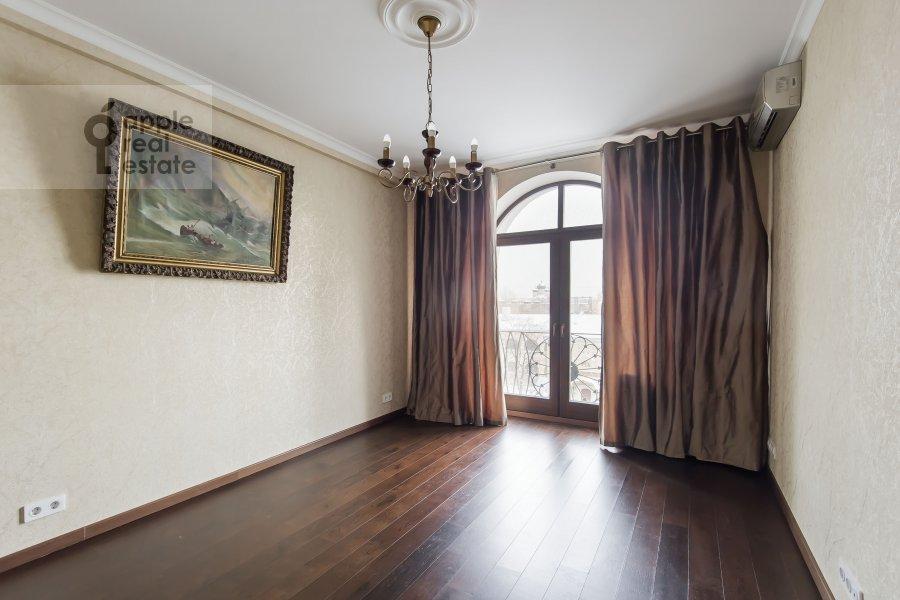 Спальня в 3-комнатной квартире по адресу Ленинский проспект 20