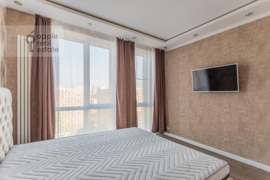 Bedroom of the 4-room apartment at 3-ya Khoroshevskaya ulitsa 25k4