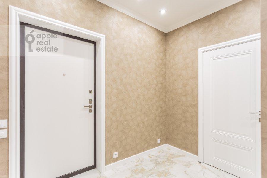 Corridor of the 4-room apartment at 3-ya Khoroshevskaya ulitsa 25k4
