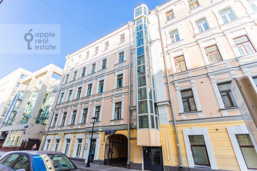 Фото дома 5-комнатной квартиры по адресу Жуковского 19С1
