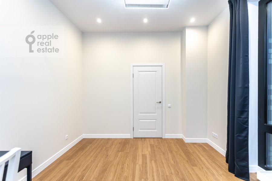 Спальня в 3-комнатной квартире по адресу Ходынская улица 2