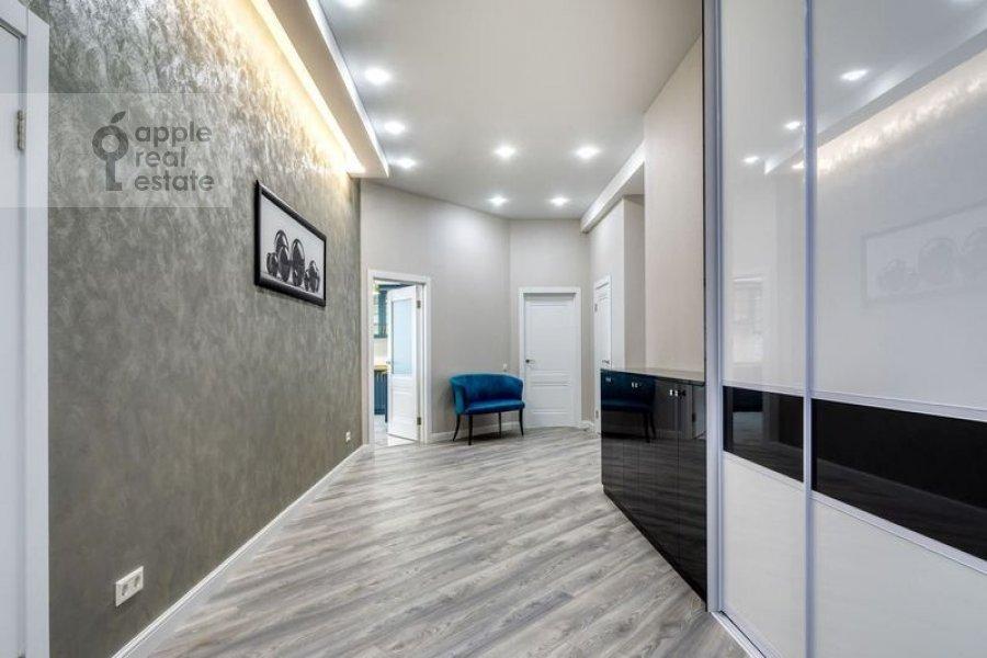 Corridor of the 4-room apartment at Nikitskiy bul'var 12