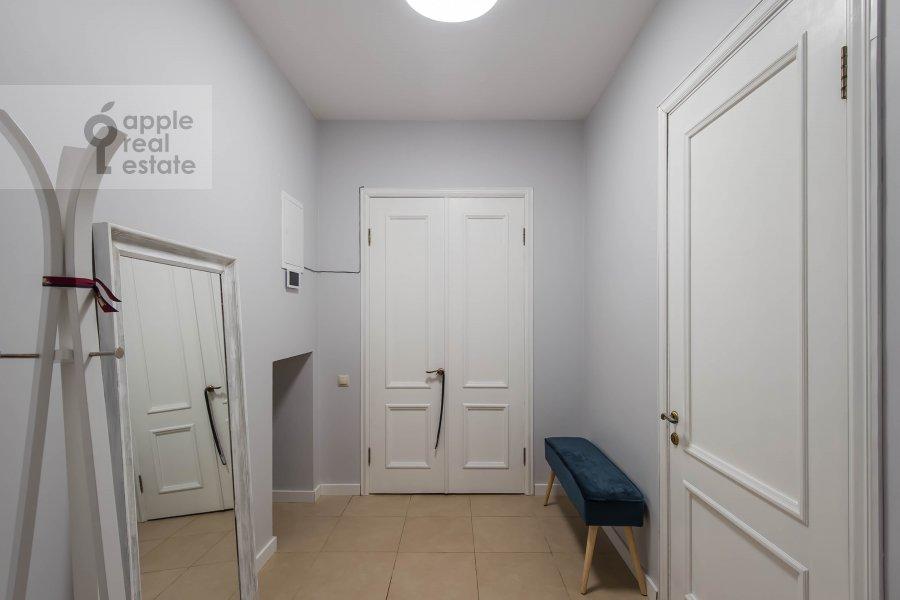 Коридор в 3-комнатной квартире по адресу Спиридоньевский переулок 5С2