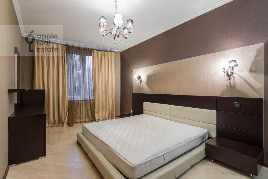 Спальня в 2-комнатной квартире по адресу Ленинский проспект 106к1