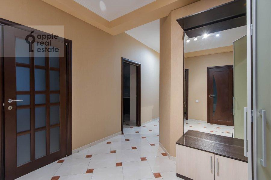 Corridor of the 2-room apartment at Leninskiy prospekt 106k1