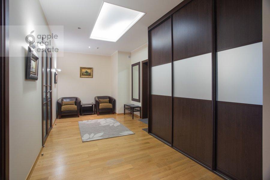 Corridor of the 3-room apartment at Krylatskie Kholmy ul. 33k1