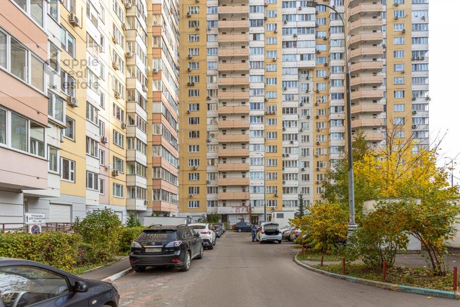 Photo of the house of the 2-room apartment at Akademika Anokhina 2k2