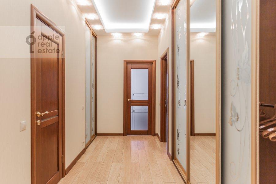 Коридор в 3-комнатной квартире по адресу Кочновский проезд 4к2