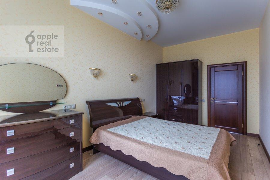 Спальня в 3-комнатной квартире по адресу Кочновский проезд 4к2