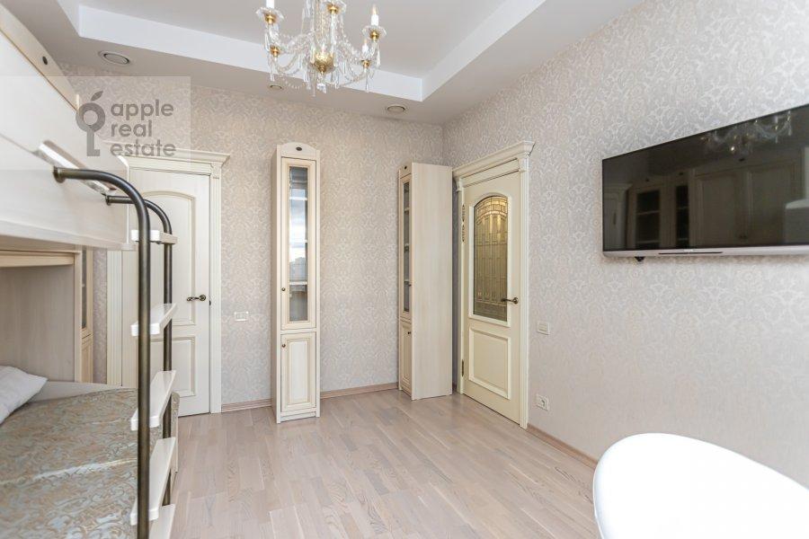 Детская комната / Кабинет в 3-комнатной квартире по адресу Кочновский проезд 4