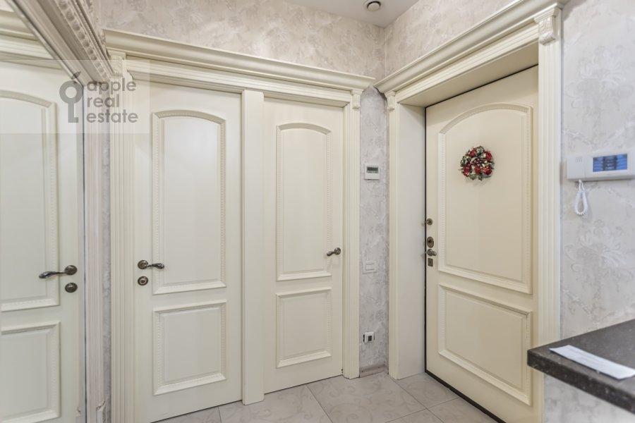 Коридор в 3-комнатной квартире по адресу Кочновский проезд 4