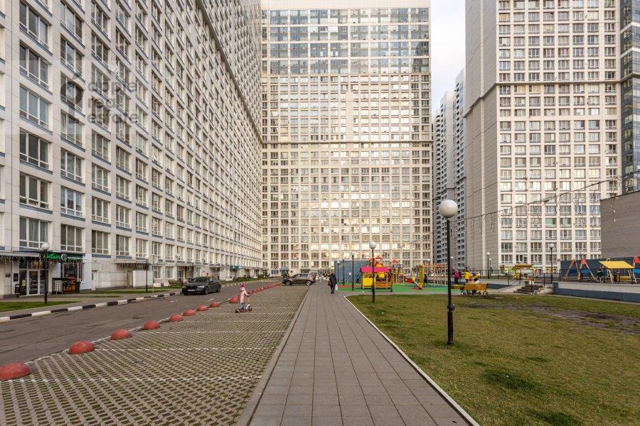 Фото дома 3-комнатной квартиры по адресу Кочновский проезд 4