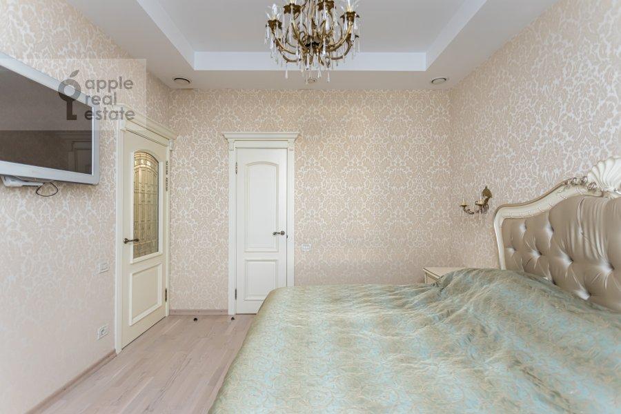 Спальня в 3-комнатной квартире по адресу Кочновский проезд 4