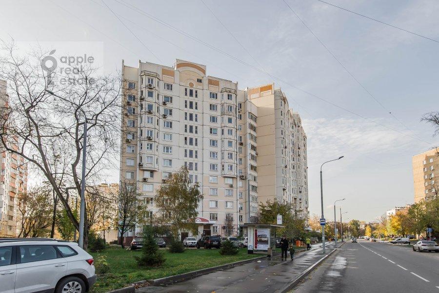 Фото дома 4-комнатной квартиры по адресу Талалихина 1к3