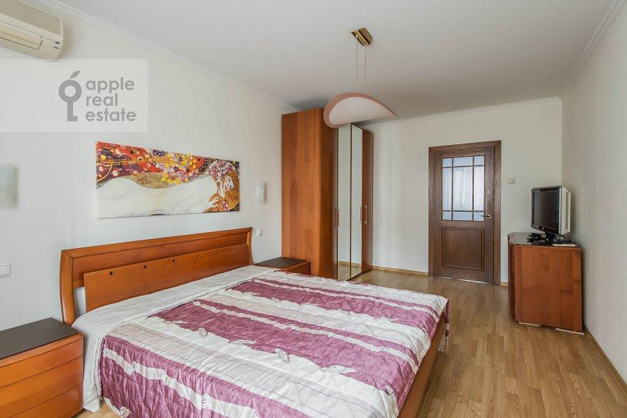 Спальня в 4-комнатной квартире по адресу Талалихина 1к3