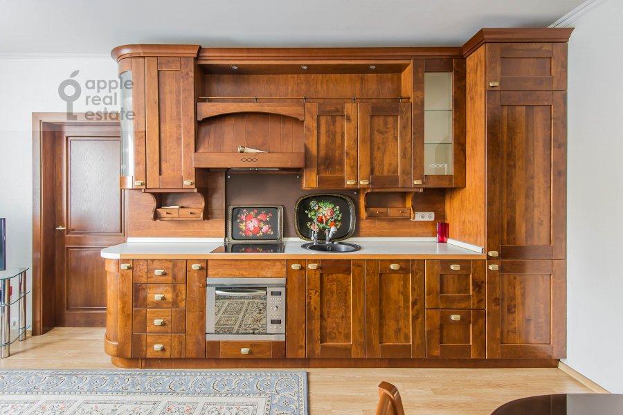 Кухня в 4-комнатной квартире по адресу Талалихина 1к3