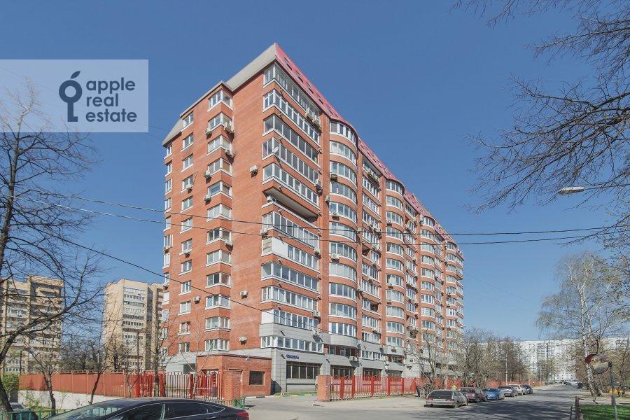 Фото дома 4-комнатной квартиры по адресу Вересаева 6