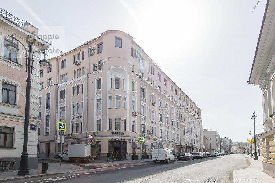 Фото дома 4-комнатной квартиры по адресу Большая Ордынка 13/9с1