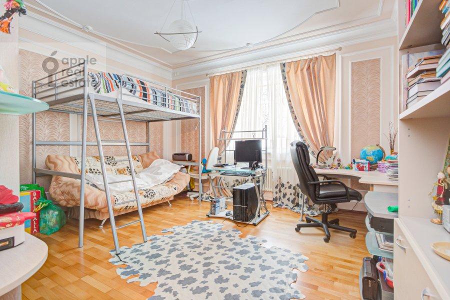 Детская комната / Кабинет в 2-комнатной квартире по адресу Большая Полянка 28К2