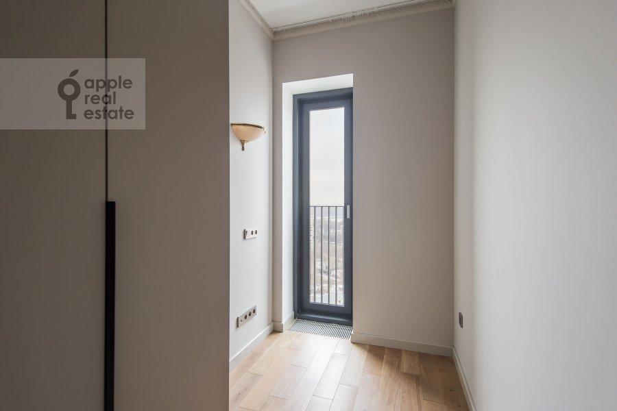 Walk-in closet / Laundry room / Storage room of the 3-room apartment at Leninskiy prospekt 38Ak3