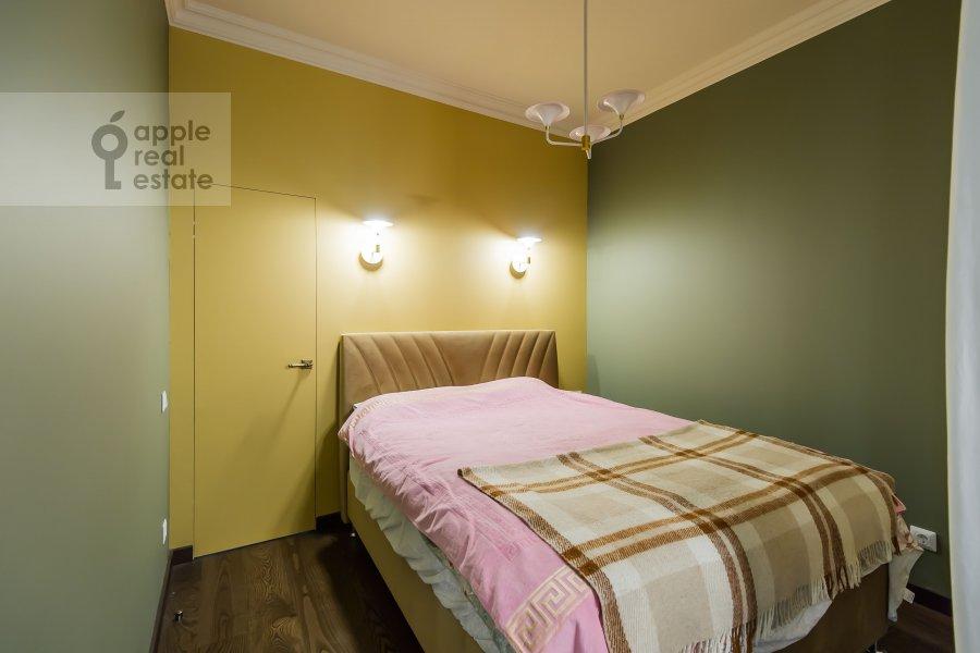 Спальня в квартире-студии по адресу Ходынская ул 2