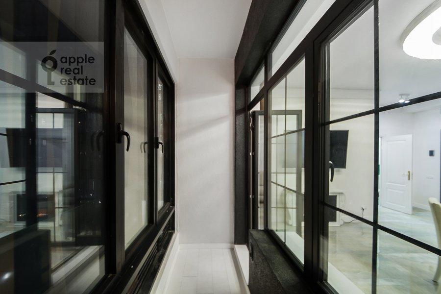 Балкон / Терраса / Лоджия в 3-комнатной квартире по адресу Ленинградский проспект 29к4