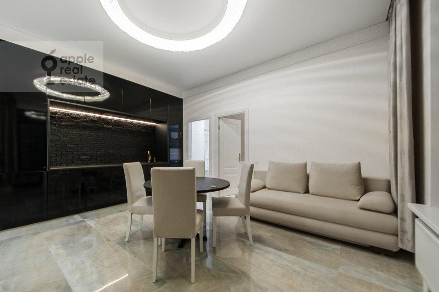 Кухня в 3-комнатной квартире по адресу Ленинградский проспект 29к4