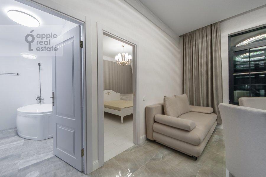 Гостиная в 3-комнатной квартире по адресу Ленинградский проспект 29к4