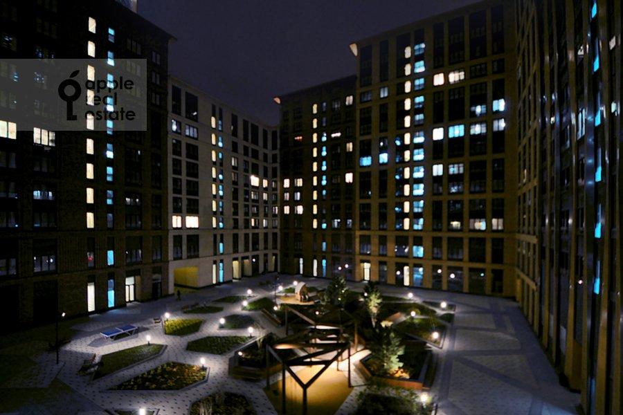 Фото дома 3-комнатной квартиры по адресу Ленинградский проспект 29к4
