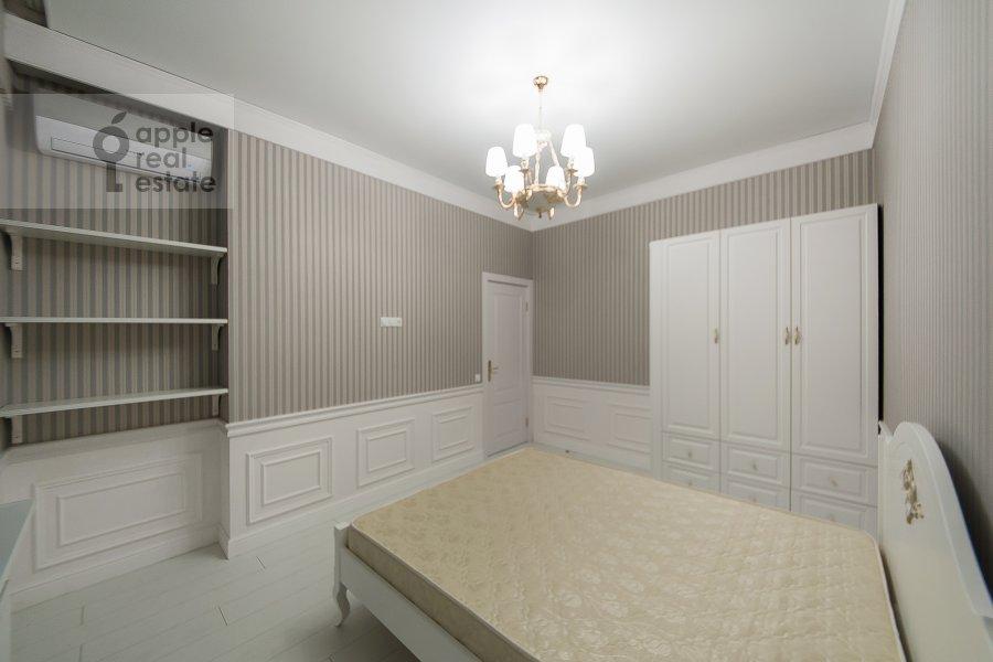 Спальня в 3-комнатной квартире по адресу Ленинградский проспект 29к4