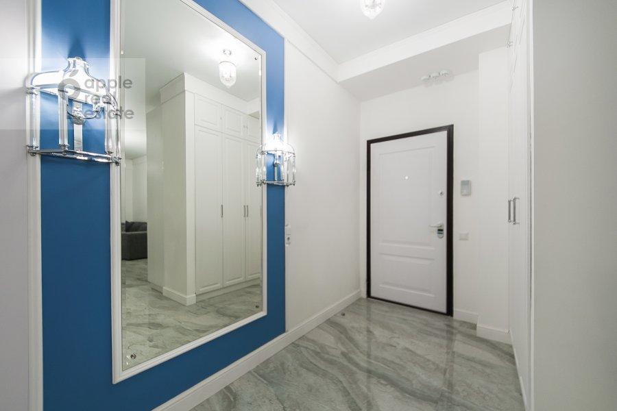 Corridor of the 3-room apartment at Leningradskiy prospekt 29k4