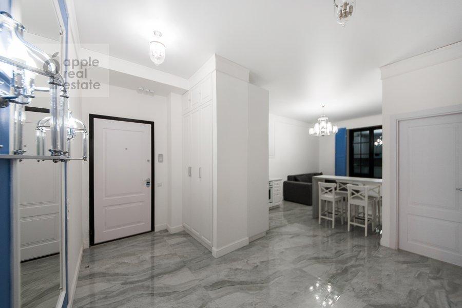 Kitchen of the 3-room apartment at Leningradskiy prospekt 29k4