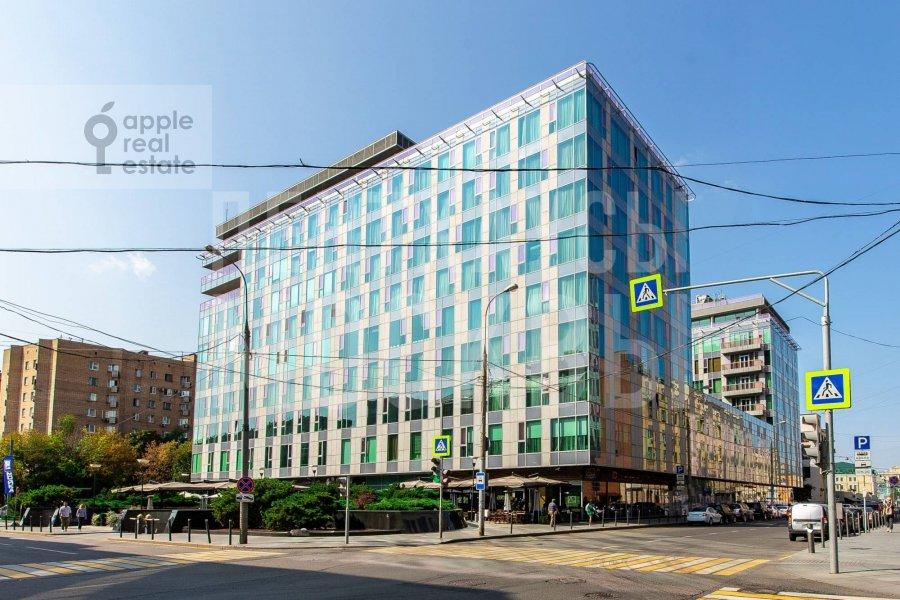 3-room apartment at Bol'shaya Gruzinskaya ulitsa 69