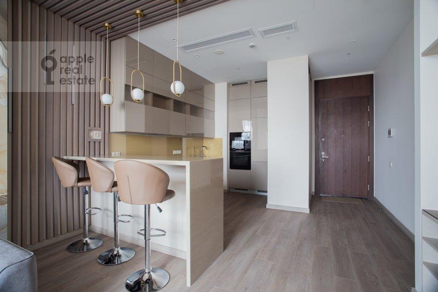 Кухня в 2-комнатной квартире по адресу 1-й Красногвардейский проезд 22к2