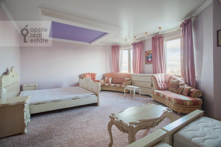 Спальня в 6-комнатной квартире по адресу 5-й Войковский проезд 8к1