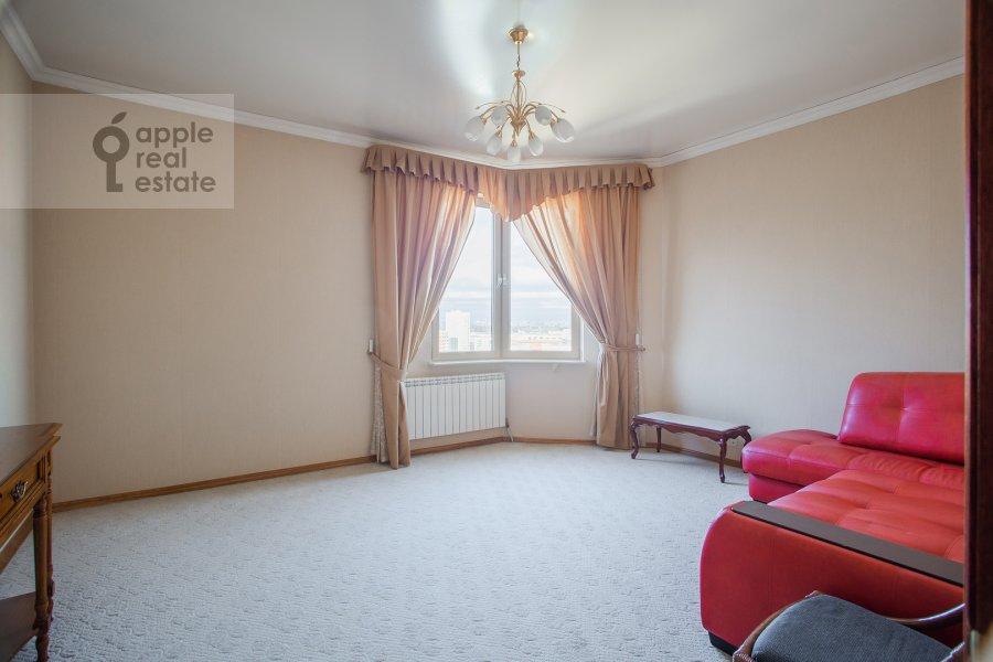 Детская комната / Кабинет в 6-комнатной квартире по адресу 5-й Войковский проезд 8к1