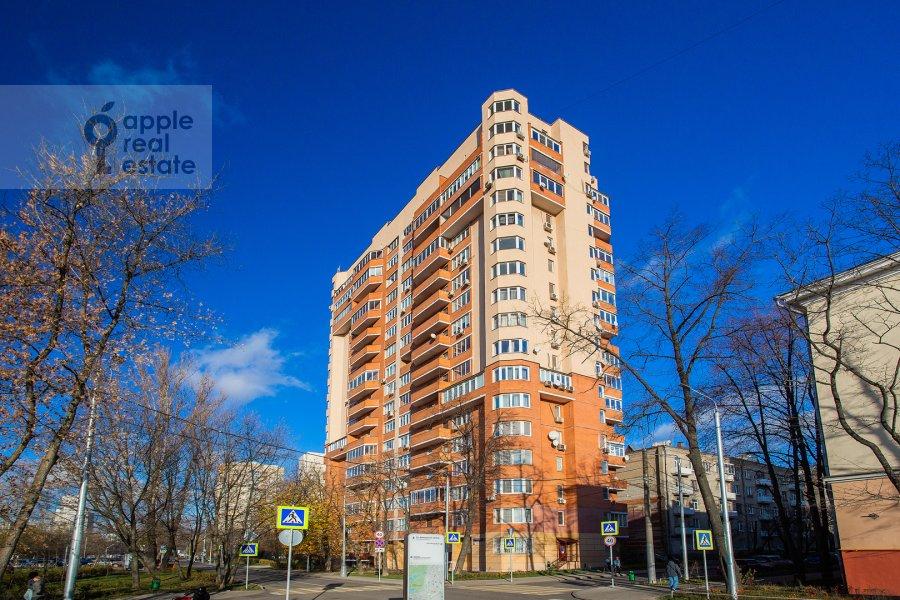Фото дома 6-комнатной квартиры по адресу 5-й Войковский проезд 8к1