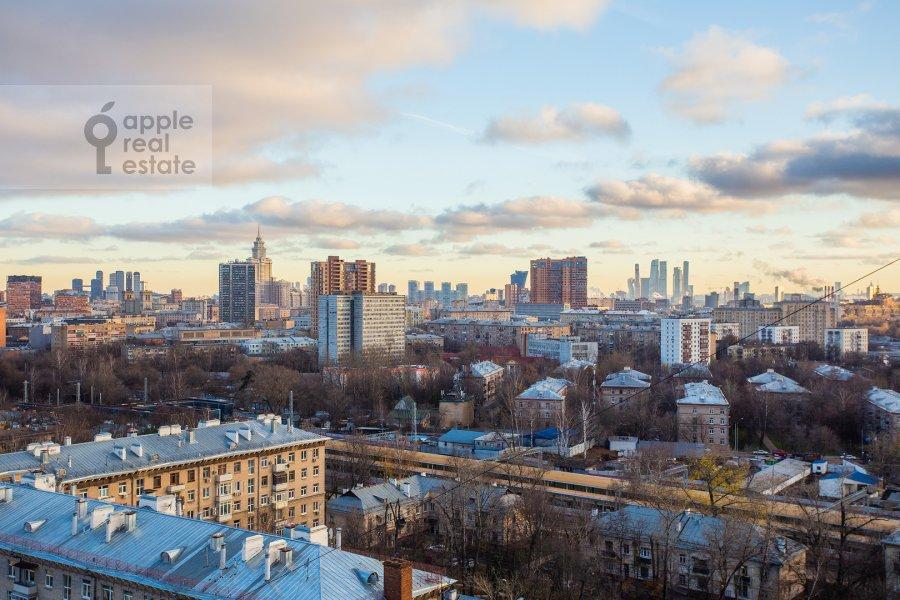 Вид из окна в 6-комнатной квартире по адресу 5-й Войковский проезд 8к1