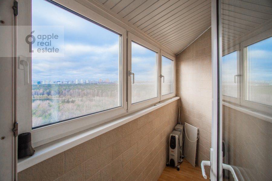 Балкон / Терраса / Лоджия в 6-комнатной квартире по адресу 5-й Войковский проезд 8к1