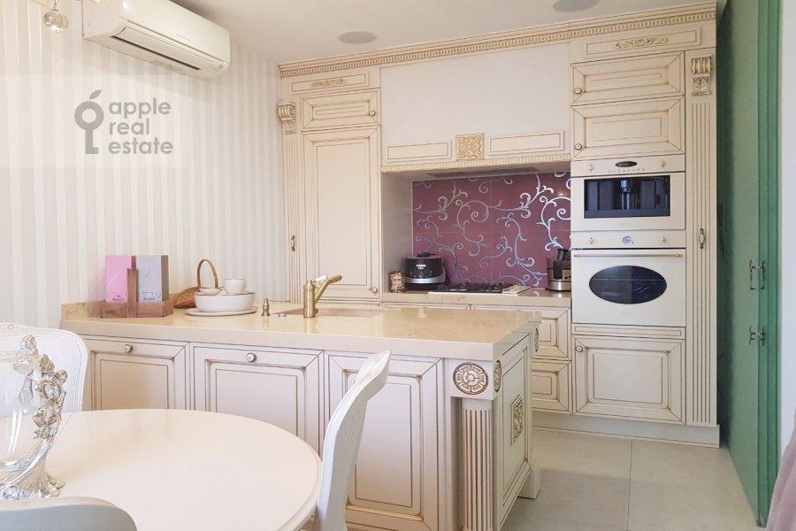 Kitchen of the 2-room apartment at Bol'shaya Sukharevskaya ploshiad' 16/18S2