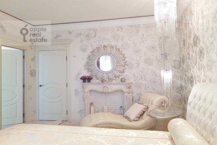 Bedroom of the 2-room apartment at Bol'shaya Sukharevskaya ploshiad' 16/18S2