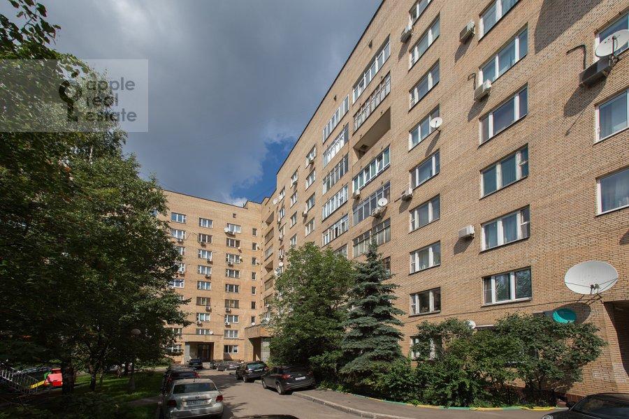 Фото дома 4-комнатной квартиры по адресу 2-я Тверская-Ямская улица 54