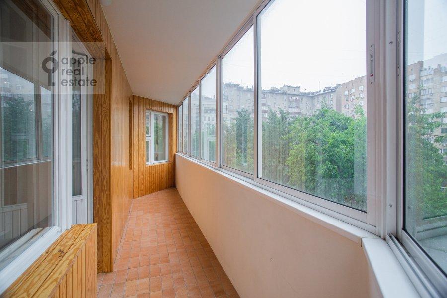Балкон / Терраса / Лоджия в 4-комнатной квартире по адресу 2-я Тверская-Ямская улица 54