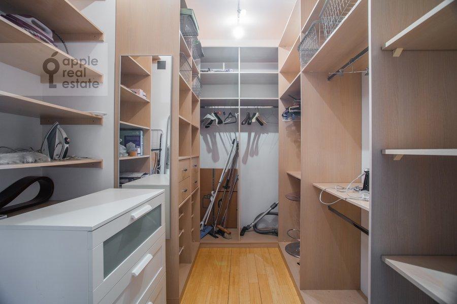 Walk-in closet / Laundry room / Storage room of the 3-room apartment at Protopopovskiy pereulok 17s3