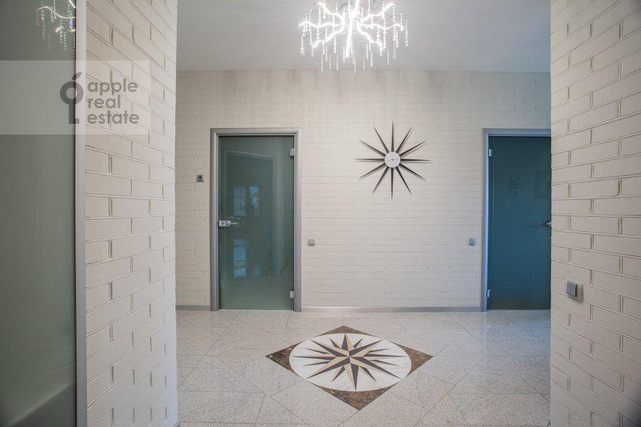 Corridor of the 3-room apartment at Protopopovskiy pereulok 17s3