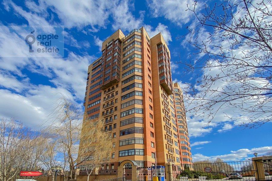 Фото дома 4-комнатной квартиры по адресу Мичуринский проспект 6к1
