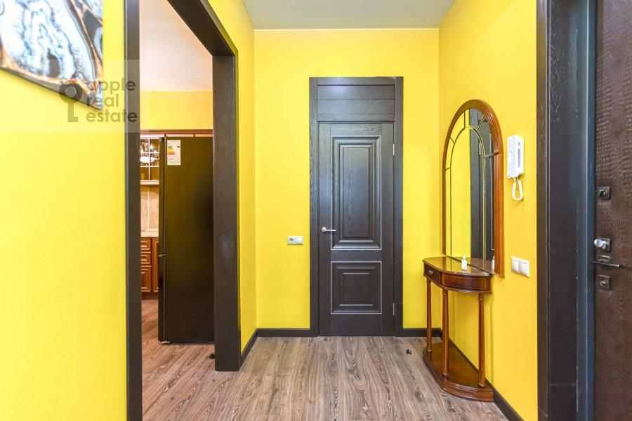 Corridor of the 2-room apartment at Bol'shaya Andron'evskaya ulitsa 7